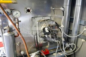 Подовая печь в составе Комплекса утилизации