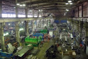 Цех Сосновоборского машиностроительного завода