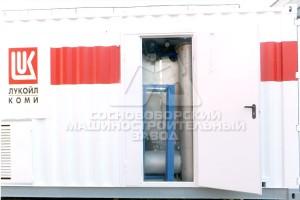 оборудование для Комплекса утилизации отходов: дымовая труба и узел нефтешламов
