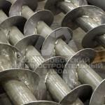 Шнеки из нержавеющей стали