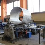 Вальцовка листового металла
