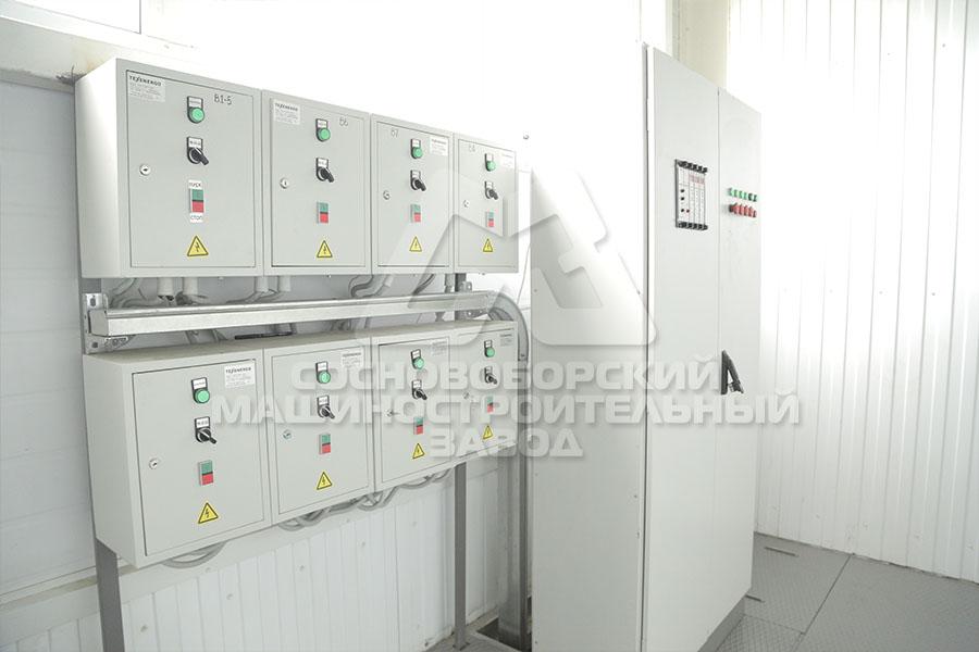 Виды электротехнических шкафов: напольные