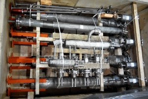 Реактор и колонное оборудование