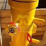 Сепаратор. Промышленный пылеуловитель для ПАО «Криогенмаш»