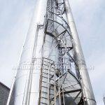 Колонна для нефтеперерабатывающего завода