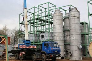 Газоочистное оборудование. Производитель - СМЗ