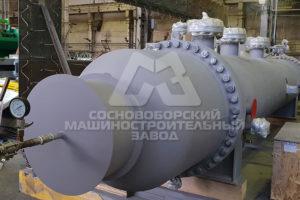 Котел-утилизатор для установки по производству метанола