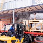 Отгрузка промышленного оборудования для «Башнефть УНПЗ»
